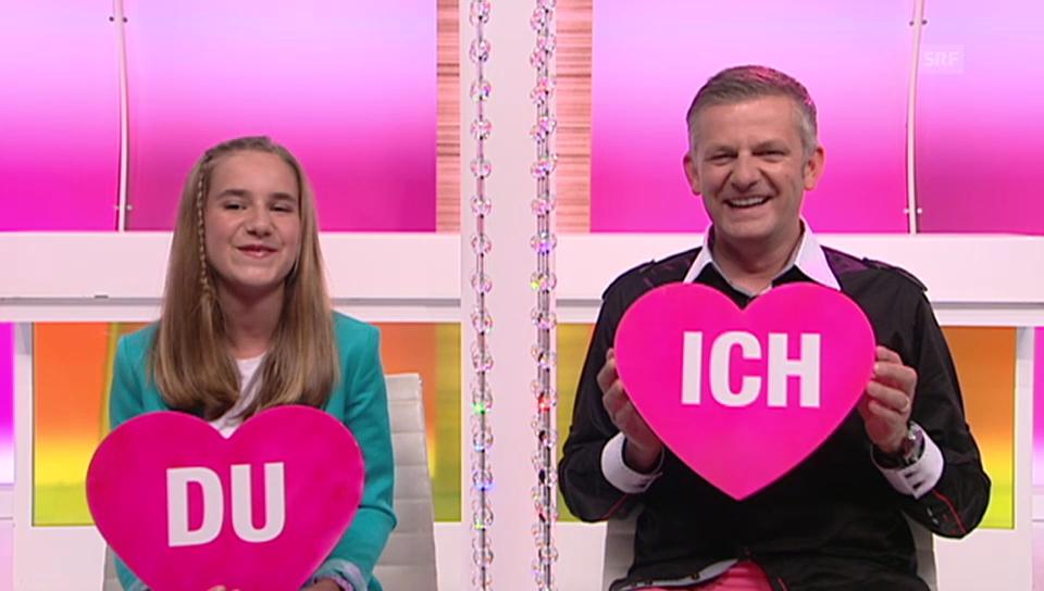 «Ich oder Du» mit den TV-«Salzis»