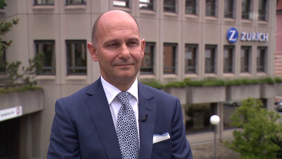 Thomas Hürlimann zu den Katastrophen-Anleihen der Credit Suisse