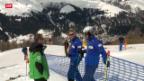 Video «SwissSki besetzt Führungspositionen neu» abspielen