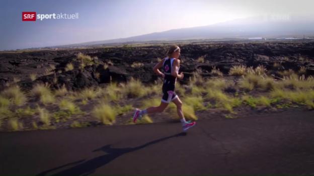 Video «Daniela Ryf ist für die Ironman-WM bestens gerüstet» abspielen