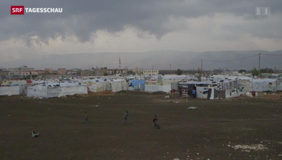 UNO fehlt Geld für Nahrungsmittel-Hilfe in Syrien