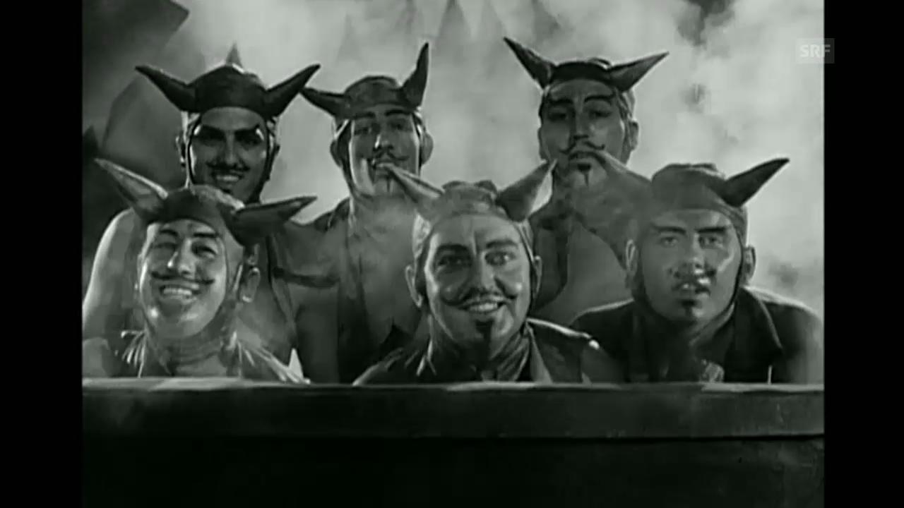 3. «Hellzapoppin» von H.C. Potter (USA, 1942)