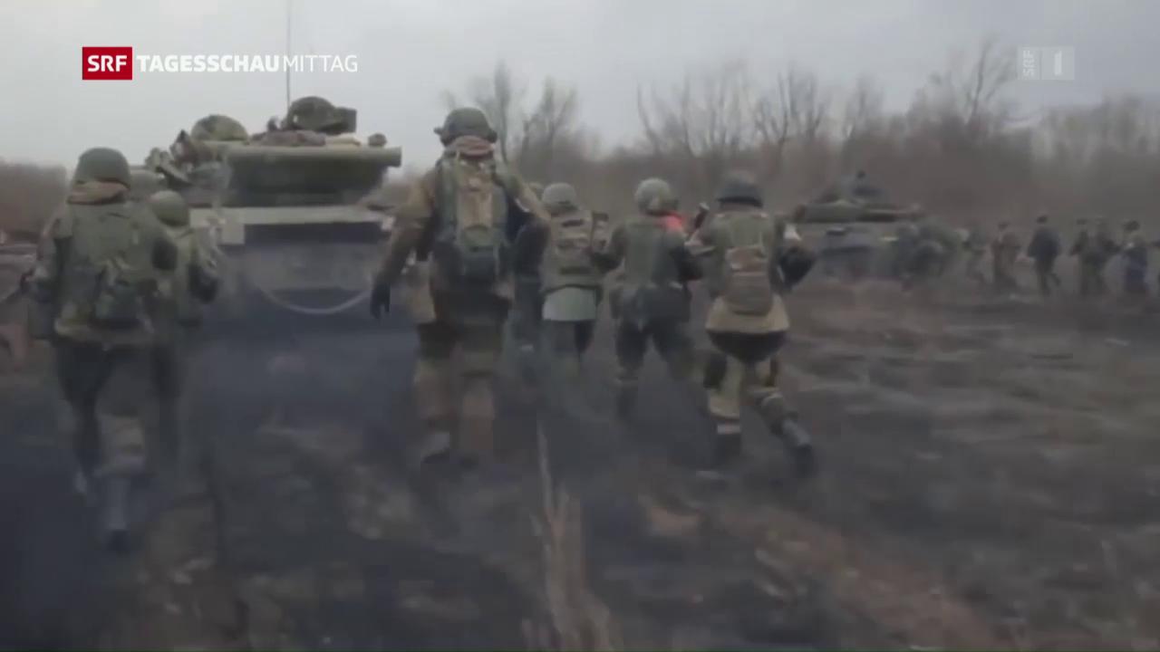 Ukraine klagt beim Internationalen Gerichtshof
