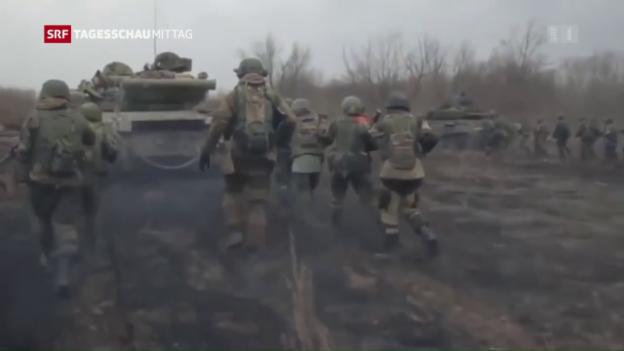 Video «Ukraine klagt beim Internationalen Gerichtshof» abspielen