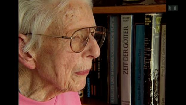 Video «Gertrud Heinzelmann über ihre Eingabe ans 2. Vatikanische Konzil» abspielen