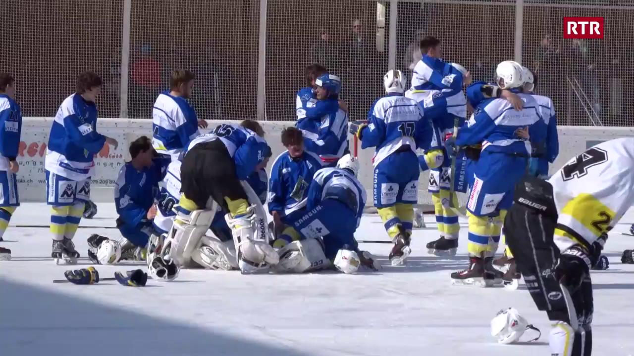 Ils juniors da San Murezzan èn campiuns svizzers