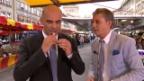 Video «Ist Alain Berset ein Gourmet ?» abspielen