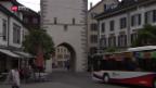 Video «Baden droht Rekordverschuldung» abspielen