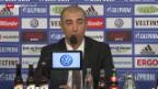 Video «Fussball: Bundesliga, Roberto Di Matteo wird auf Schalke vorgestellt» abspielen