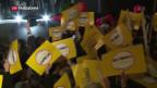 Video «Unsicherheit vor Wahlen in Italien» abspielen
