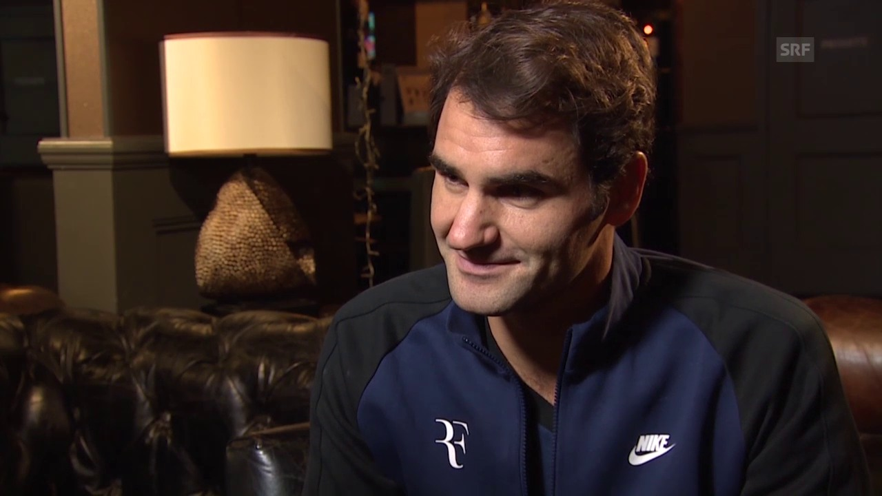 Tennis: Federer und wie er Djokovic schlagen will