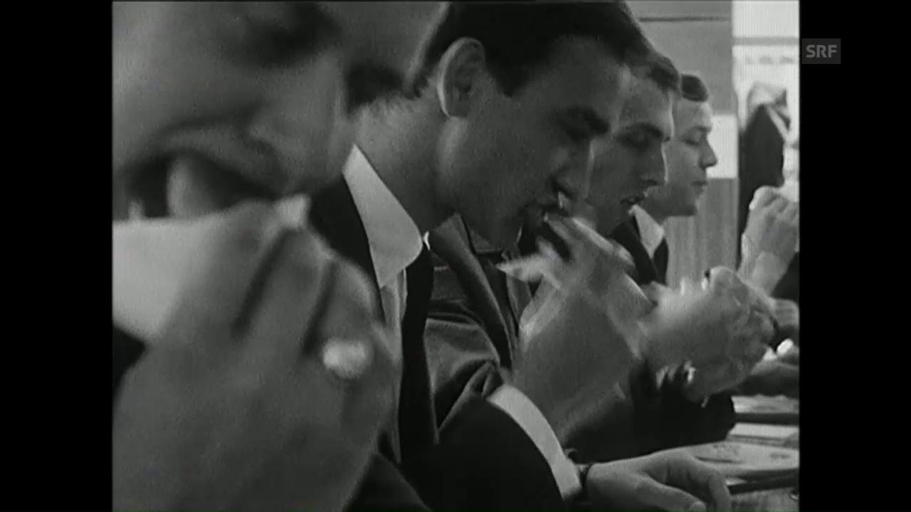 «Die Silberkugel» (Freitagsmagazin, 26.10.1962)