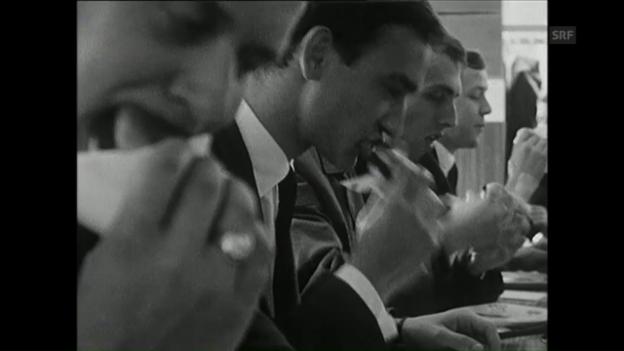 Video ««Die Silberkugel» (Freitagsmagazin, 26.10.1962)» abspielen