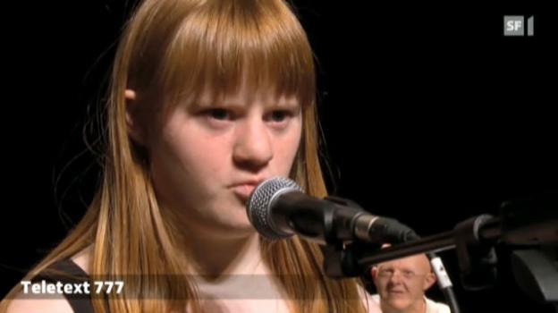 Video «Goethe, Faust und Julia» abspielen
