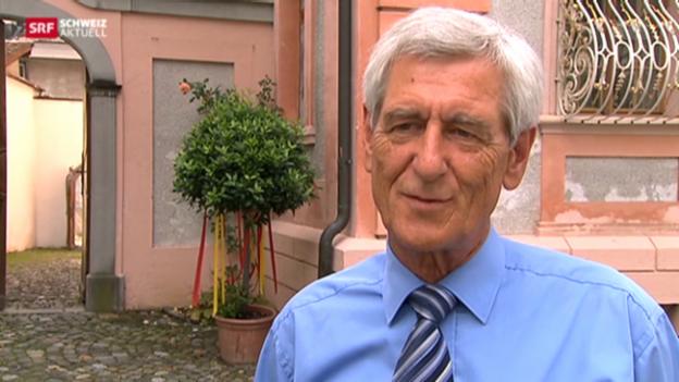 Video «Bischofszell: Klage gegen Stadtammann» abspielen