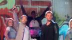 Video «DJ Bobo mit Remady und Manu-L» abspielen