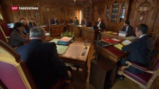 Video «Bei Streit soll ein Schiedsgericht entscheiden» abspielen