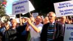 Video «Zypern: Zwangsabgabe auf Sparguthaben nicht sakrosankt» abspielen