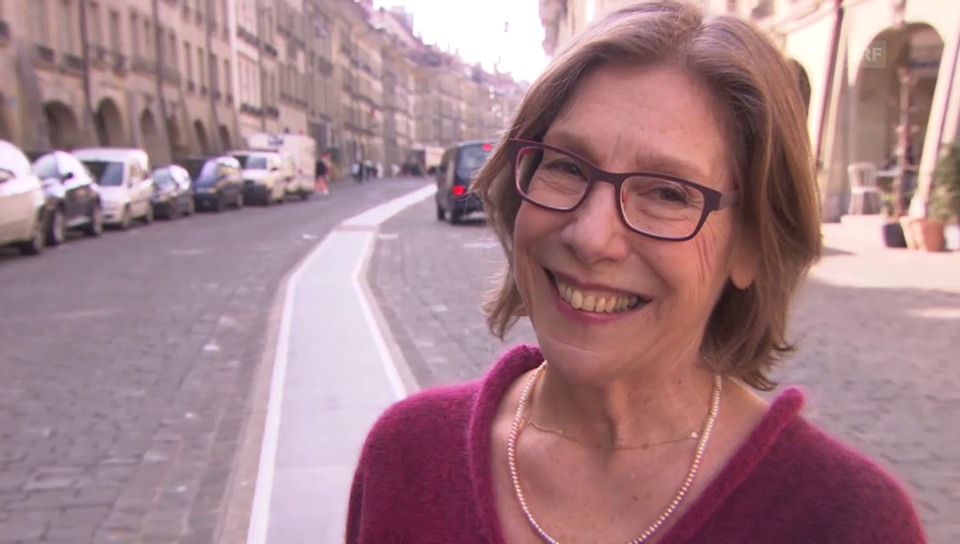 Sue Schell über ihre Vergangenheit, ihre Gegenwart und ihre Zukunft