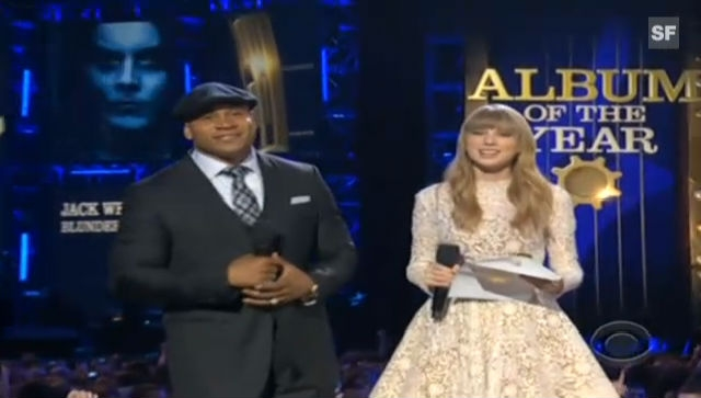 Die Bekanntgabe der Grammy-Nominationen 2013 (unkomm. Video)