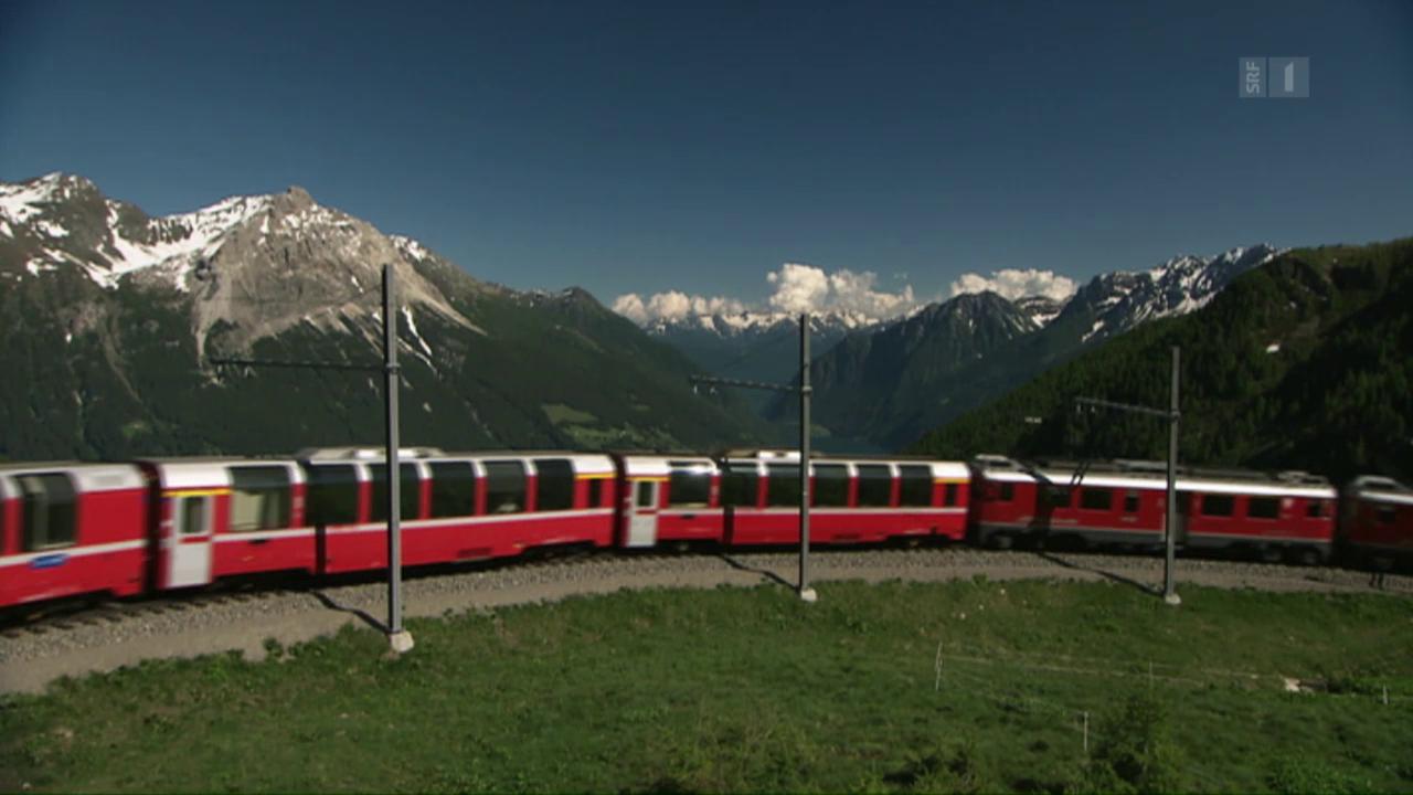 Bummler statt Bernina-Express: Reisebüro bucht falschen Zug