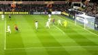 Video «Fussball: Der FC Basel nach dem 2:2 bei Tottenham» abspielen