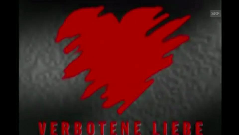 Intro zur ersten Folge von «Verbotene Liebe» (1995)