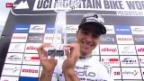 Video «Mountainbike-Weltcup in Hafjell» abspielen