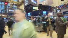 Video «Dow Jones knackt Rekordmarke» abspielen