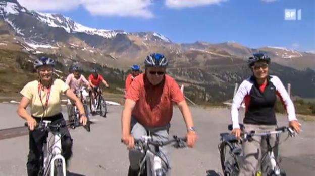 Video «Auch günstige E-Bikes sind gut im Rennen» abspielen