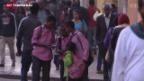 Video «Bund reagiert auf umstrittene Eritrea-Reise» abspielen