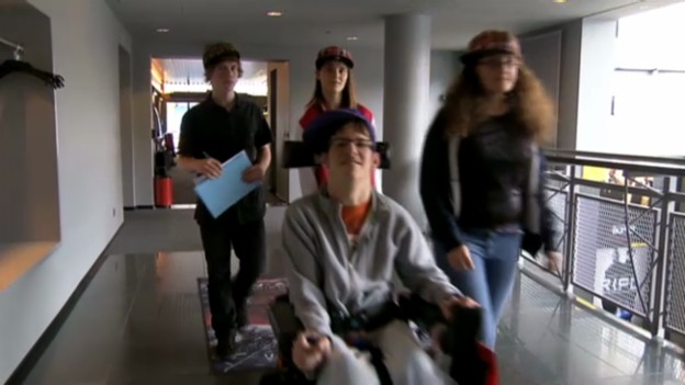 Video ««Schweizer Jugend testet 2013»: Platz 4» abspielen