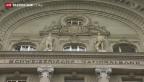 Video «SNB: Keine Kursänderung» abspielen