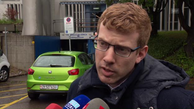 Video «Der FCZ-Medienchef zur Vertrauensfrage» abspielen