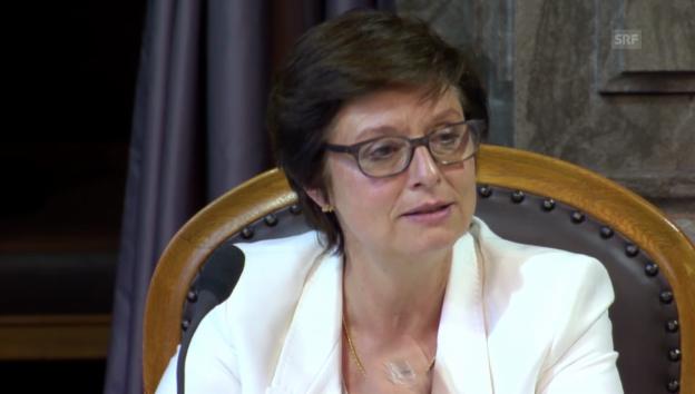 Video «Anita Fetz (SP/BS): Fachkräfte fehlen auch andernorts» abspielen