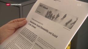 Video «Begleitete Sterbehilfe nimmt zu» abspielen