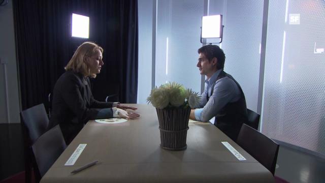 Interview Miriam Meckel