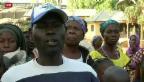 Video «Terror und Hunger in Nigeria» abspielen