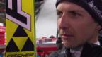Video «Nordisch-WM: Interview Simon Ammann» abspielen