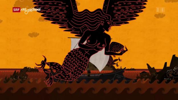 Video «Odyssee animiert: Die Sirenen (10/14)» abspielen