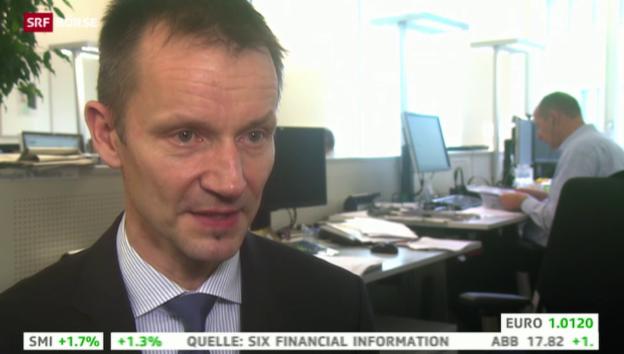 Video «SRF Börse vom 26.01.2015» abspielen