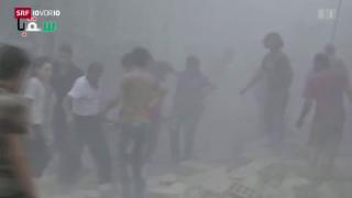 Video «Syrien – internationaler Kriegsschauplatz» abspielen