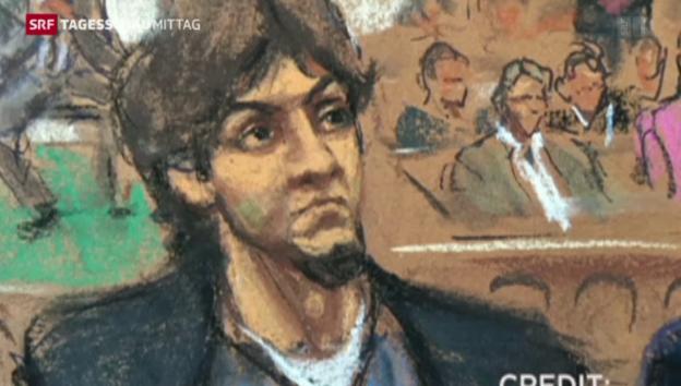Video «Todesstrafe für Boston-Attentäter» abspielen