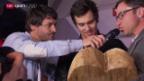 Video «Teil 1: Der überraschende Olympiasieg von Sandro Viletta» abspielen