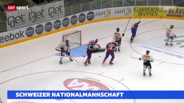 Schweizer Nati unterliegt Norwegen