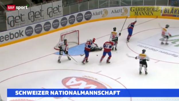 Video «Schweizer Nati unterliegt Norwegen» abspielen