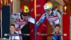 Video «Der entscheidende Finallauf der Männer» abspielen