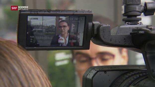 Video «Pädophilie-Prozess in Dietikon: Gericht verurteilt Ex-Cevi-Leiter zu einer Freiheitsstrafe von 9 Jahren und 4 Monaten» abspielen