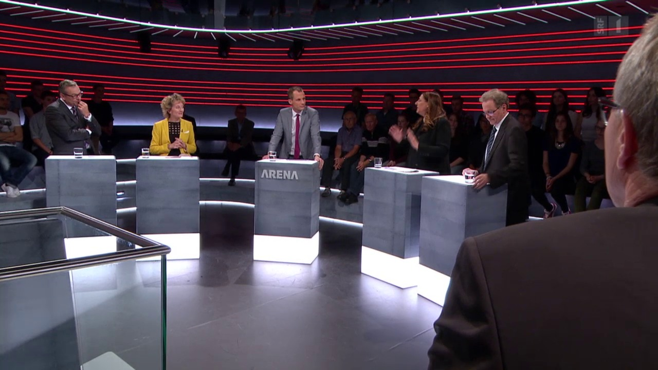 «Arena» zur Erbschaftssteuer: Volksvermögen umverteilen?