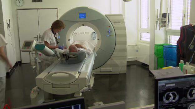 Video «Gewissenlose Radiologen: Geschäfte mit unnötigen Bestrahlungen» abspielen